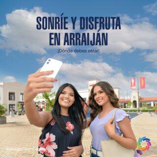 ¿Eres de los que colecciona selfies?🤳🏻  Nos encanta compartir momentos con ustedes felices 💥  Si te tomas fotos en nuestras instalaciones ¡Etiquétanos en tus publicaciones!   #SeguroParaTi#Panamá#DondeDebesEstar #Arraiján#CentroComercial#ArraijánTownCenter