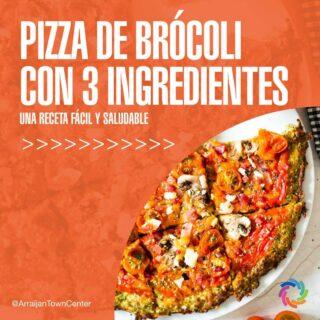 A la pizza saludable y fácil de preparar en casa le decimos... SI🎉  Descubre el paso a paso de esta receta: ⤵️  1) Lo primero que haremos será rallar la parte más verde y frondosa delbrócolicon un rallador o procesador.  2) Cuando tengas listo el brócoli, añade unhuevo batidoy elqueso rallado. Puedes ponerle un poco desal y especias al gusto(ajo, cebolla, pimentón…)  3) Mezcla todo hasta que el huevo se impregne con el resto de ingredientes.  4) Prepara tu bandeja de horno con un papel vegetal y vuelca sobre ella tu masa haciendo una montañita.  5) Y ahora, con las manos, aplástala a la vez que la vas estirando haciendo forma de pizza redonda de 1/2 cm de grosor aprox.  6) Cuando la tengas bien estirada y prensada, ponle por encima lasalsa de tomatey todos tus ingredientes repartidos por la pizza.  7) Hornéala a180º durante unos 15 minutos. Cada horno es diferente, por lo que el tiempo puede variar unos minutos más o menos. Los bordes deben quedar ligeramente dorados.  #ArraijánTownCenter#Panamá#DondeDebesEstar#Arraiján #Recetas#Postres#CocinaEnCasa#CocinaEnFamilia#Familia